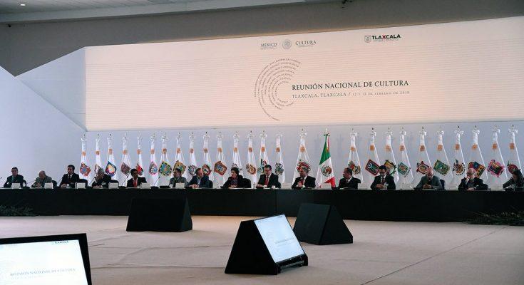 Coahuila será sede de la Reunión Nacional de Cultura