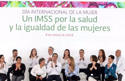 IMSS construirá siete clínicas para la mujer