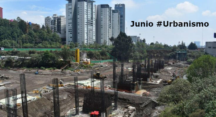 #LoMejorDelAño Dan mejoramiento urbano a zonas por donde pasará el Tren México-Toluca