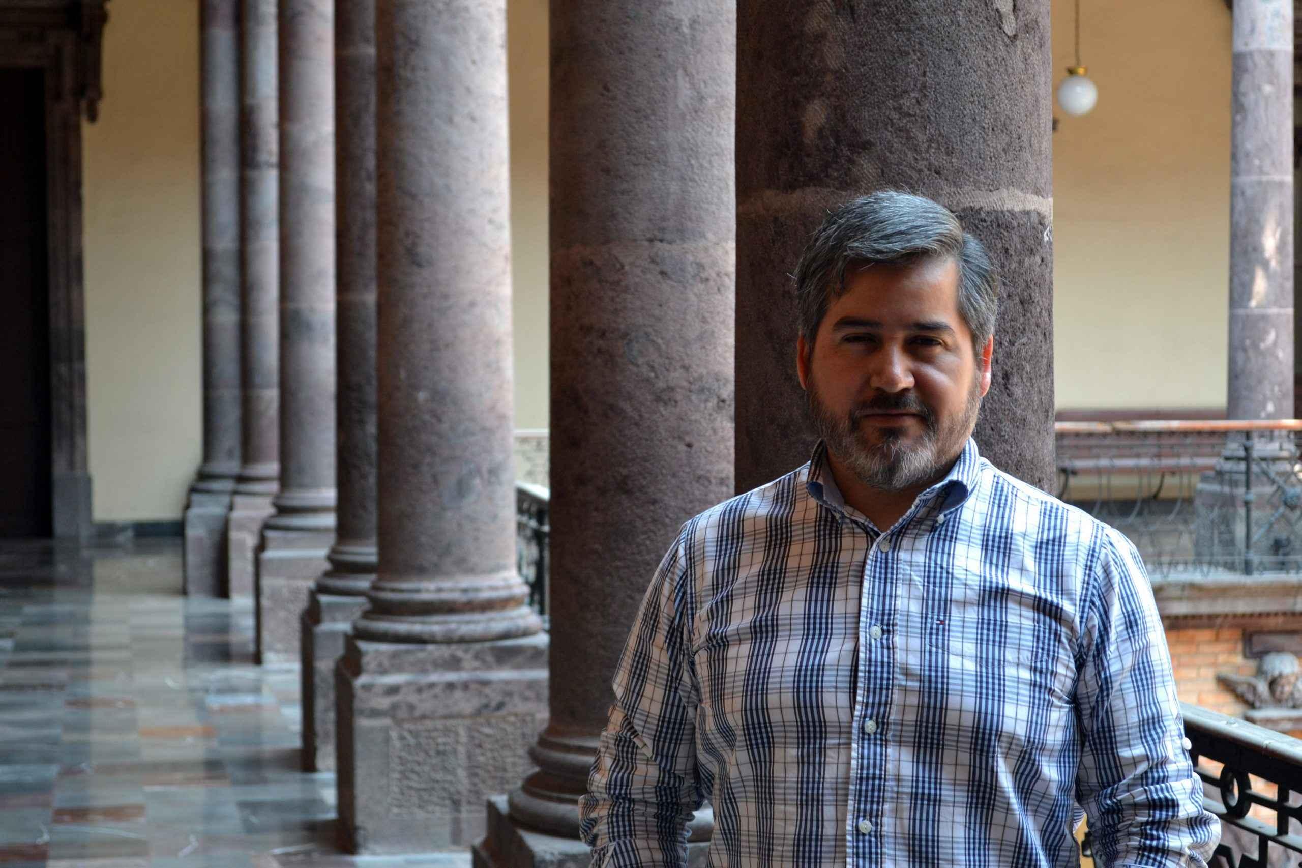 Daniel Alcalá presenta la exposición Constructo en Jalisco