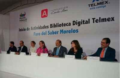 Delegación Miguel Hidalgo cuenta con nueva Biblioteca Digital