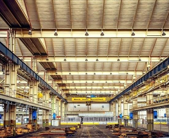 Demanda de espacio industrial llega a los 500,000 m² en el país