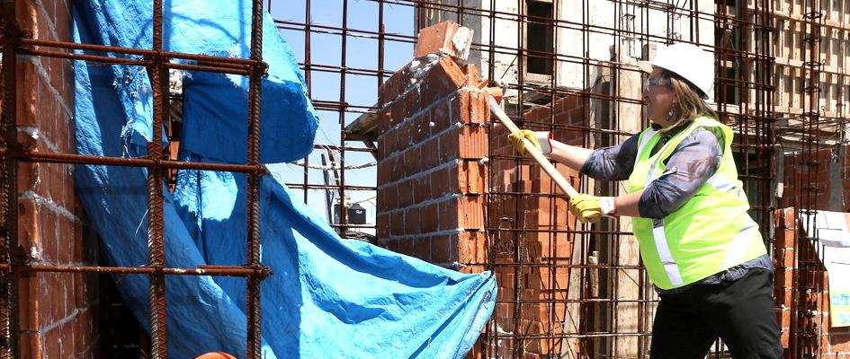 Miguel Hidalgo mantiene vigilancia en construcción de viviendas