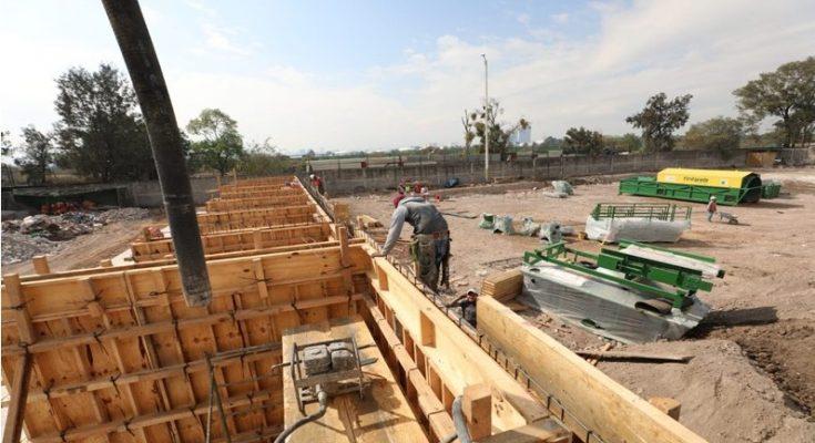 Desarrollan planta de reciclaje de residuos de construcción en alcaldía Miguel Hidalgo