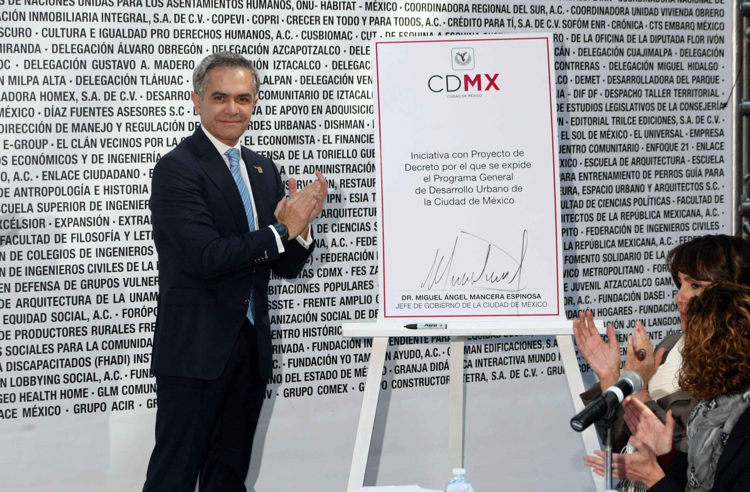 Líneas de transporte y factibilidad de agua marcarán desarrollo en la CDMX