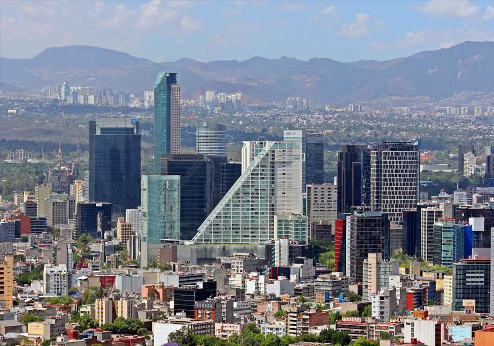 Desarrollo inmobiliario en la Ciudad de México continúa con su expansión