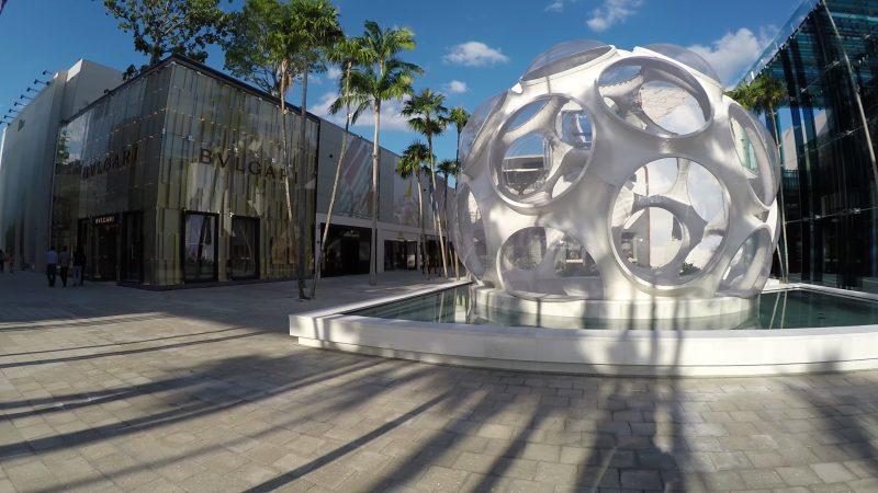 Arte monumental dará vida al Design District de Miami
