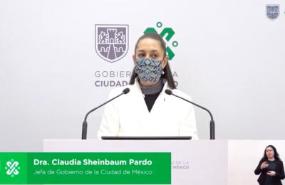Designa Sheinbaum a Carlos Ulloa como nuevo titular de Seduvi-CDMX