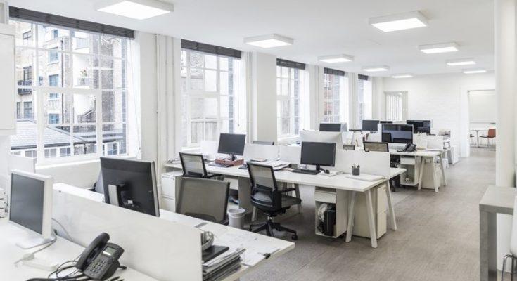 Desocupación de oficinas en la CDMX crece 243% en 2020