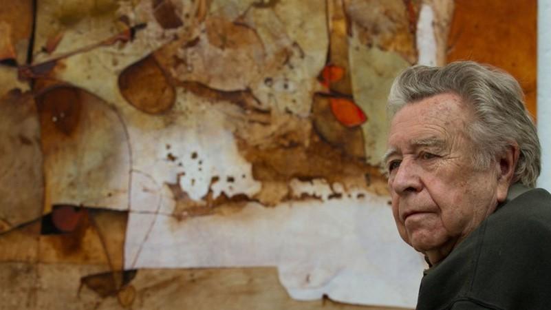 Destaca INAH legado del artista mexicano Manuel Felguérez