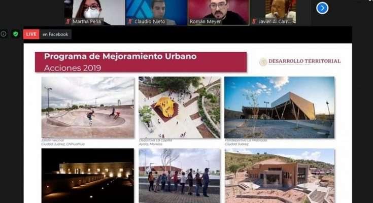 Destaca Meyer Falcón carácter social de la arquitectura y el urbanismo