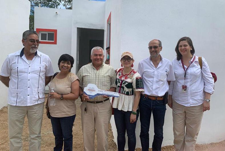 Destina Conavi 118 mdp para acciones de vivienda en Playa del Carmen