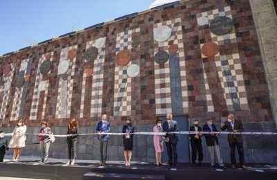 Sheinbaum inaugura el Museo Kaluz, ubicado en el Centro Histórico