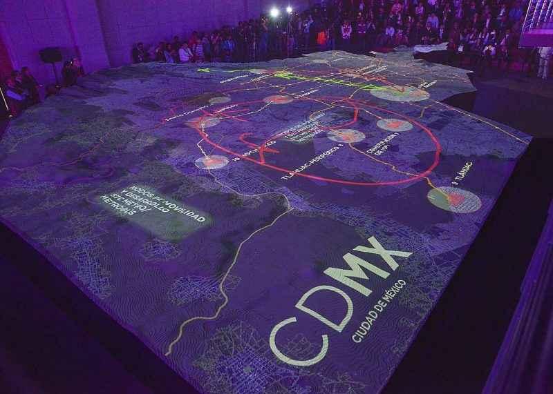 """Presentan Futura CDMX """"Centro Interactivo"""""""