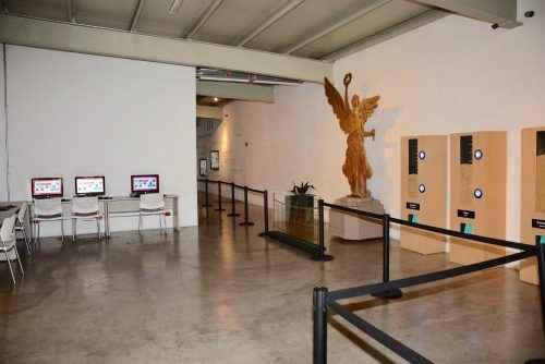 """Develan placa de Futura CDMX """"Centro Interactivo"""" 5"""