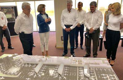 Modernización de Aeropuerto de Monterrey duplicará capacidad operativa