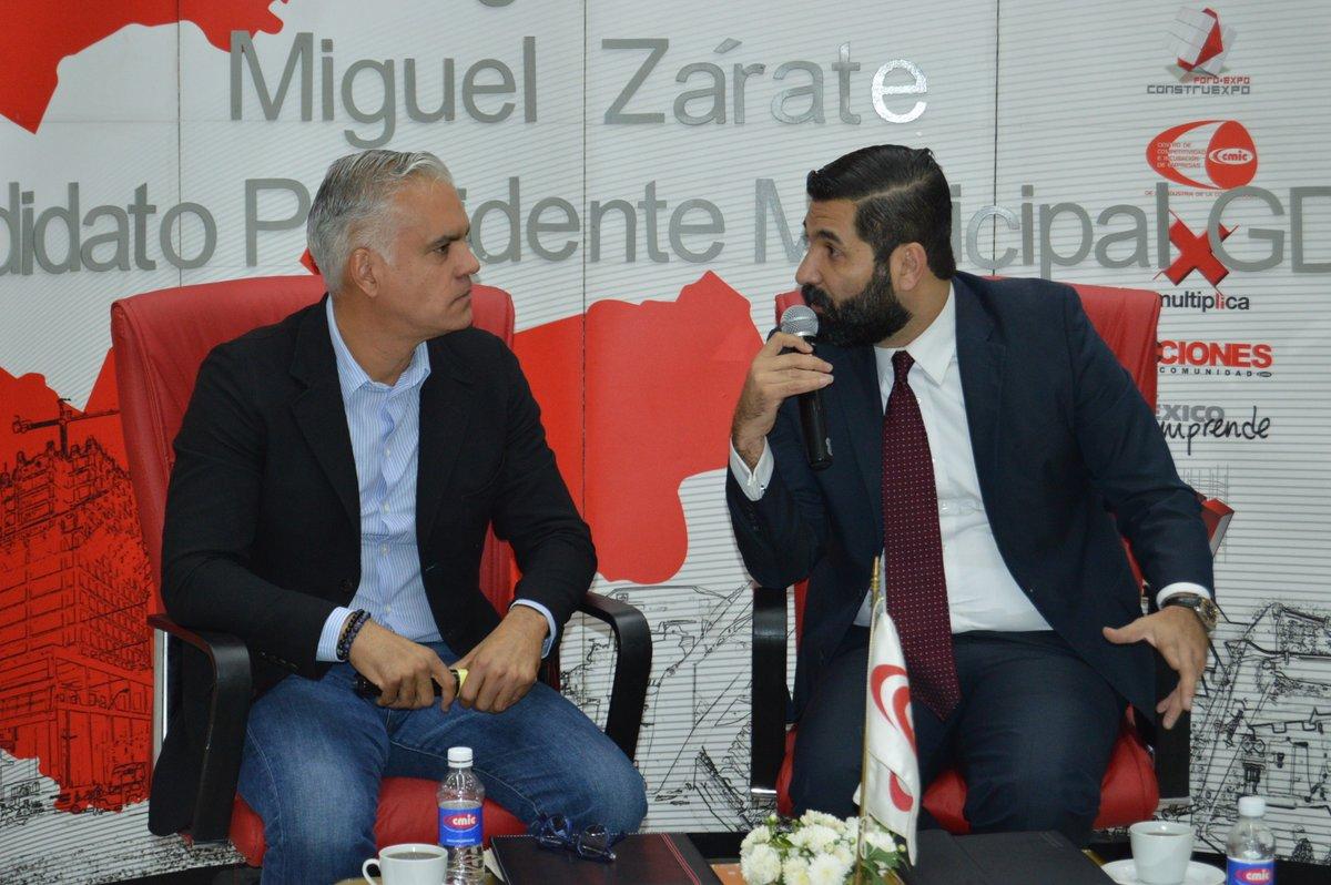 Aspirante por Guadalajara propone transparencia en Obra Pública