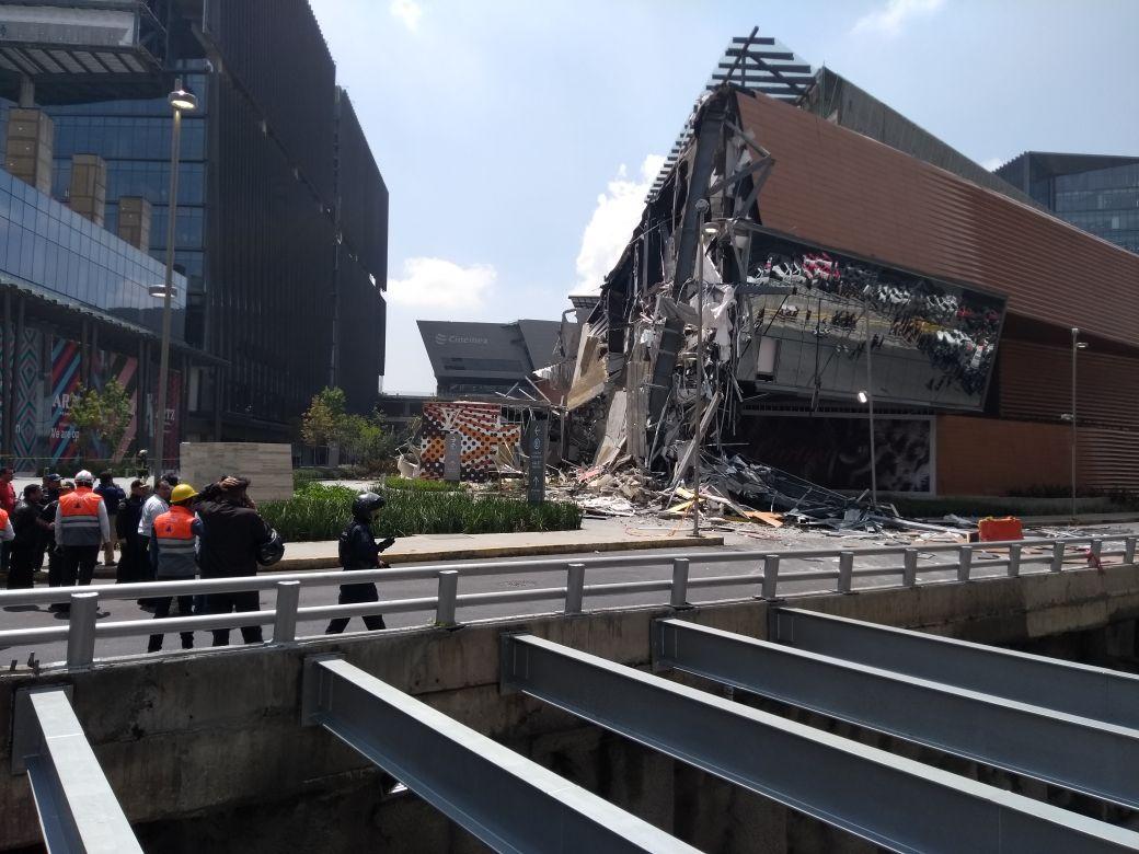 Centro Comercial Artz Pedregal lamenta incidente de plaza