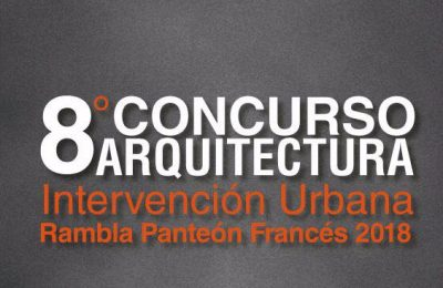 Convocan a 8º concurso de ideas arquitectónicas intervención urbana
