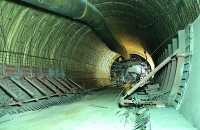 Reportan avance del 27% en ampliación de Línea 12