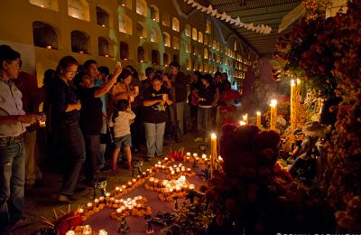 Oaxaca, Puebla, Edomex, Veracruz y Jalisco, estados con más panteones