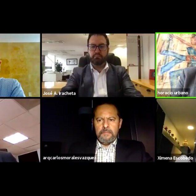 Diálogos sobre ciudades- Foro SRE - Centro Urbano