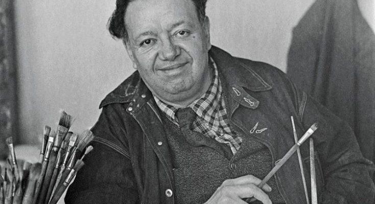 INBAL conmemora el LXII aniversario luctuoso de Diego Rivera