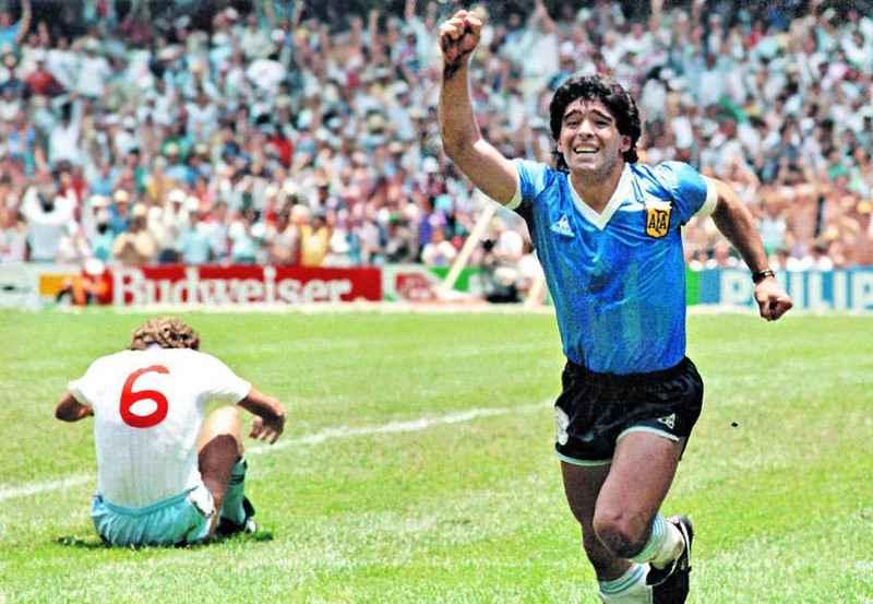 Capitán Pelusa: Capítulo 1986 (oda al gol del sgilo)