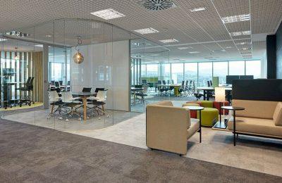 Diseñar oficinas saludables mejora productividad de empleados