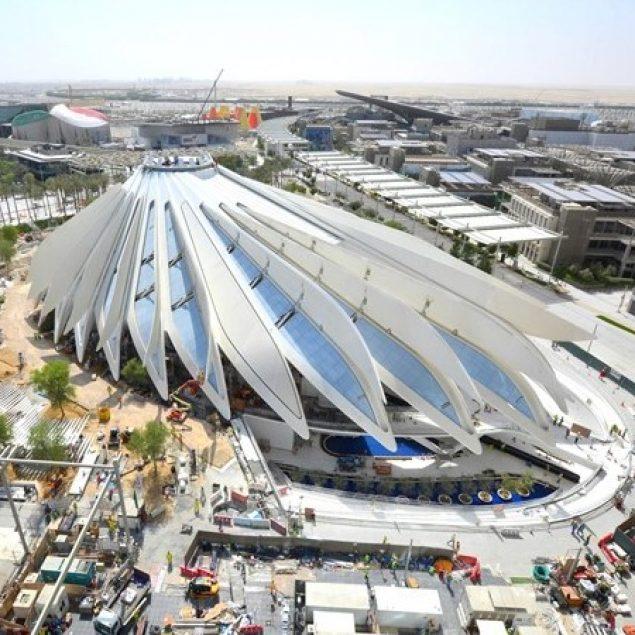 Diseña Santiago Calatrava Pabellón de EAU para Expo 2020 Dubái