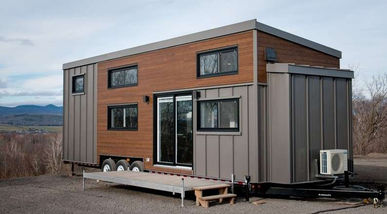 Diseñan vivienda de 32 m² con capacidad para ocho personas