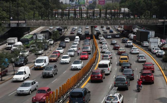 Disminuyen 31% accidentes de tránsito de la CDMX