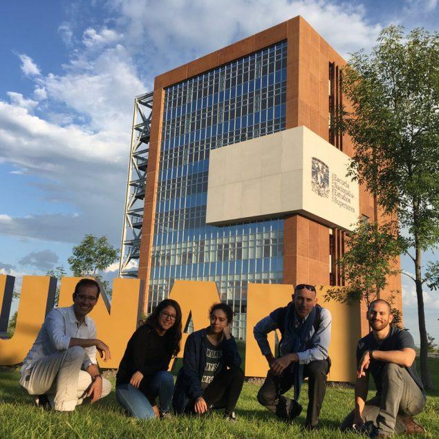Egresa el primer alumno en Desarrollo Territorial de la ENES León-UNAM
