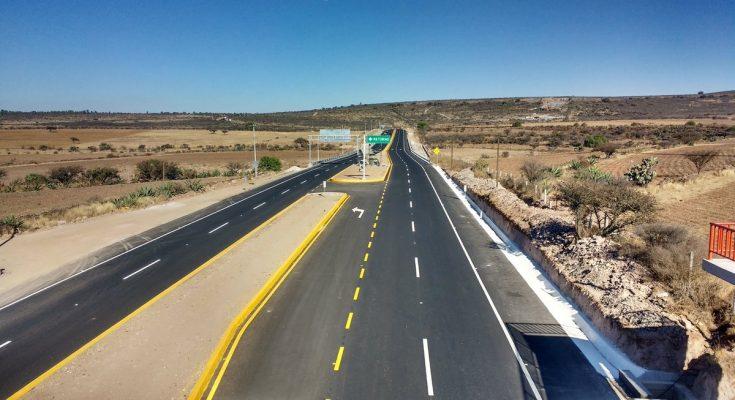 Invierten 1,364 mdp en modernización de carretera de Hidalgo