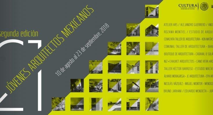 Museo Nacional de Arquitectura exhibe proyectos de jóvenes arquitectos