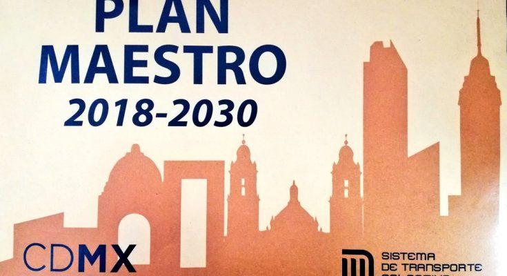 STC Metro presenta plan para mejorar movilidad en la CDMX
