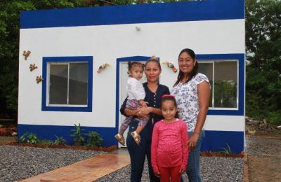 80% de casas afectadas en Oaxaca ya son reconstruidas: Sedatu