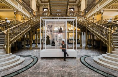 Abierto Mexicano de Diseño presenta primer Pabellón de Arquitectura