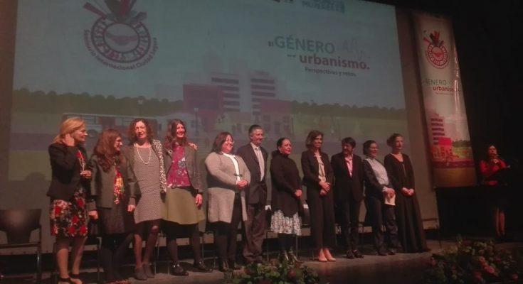 Seminario 'Ciudad Segura' promueve urbanismo incluyente