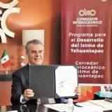 Concamin busca impulsar el desarrollo industrial del Istmo de Tehuantepec