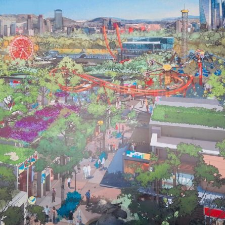 Inicia construcción del Parque Aztlán para sustituir la Feria de Chapultepec