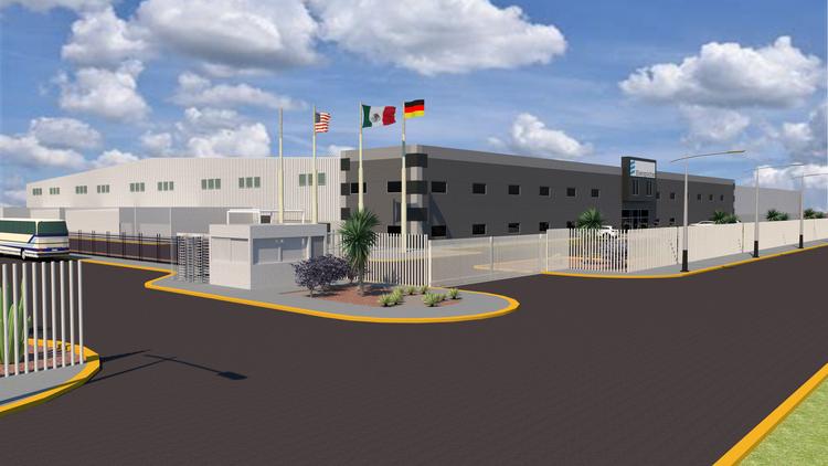 Empresa alemana construirá planta industrial en Saltillo