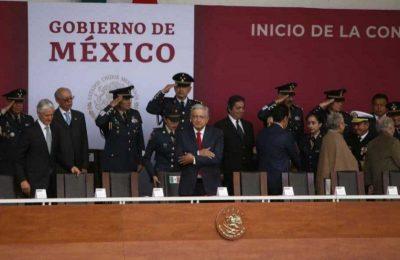Inicia construcción de aeropuerto en base militar de Santa Lucía