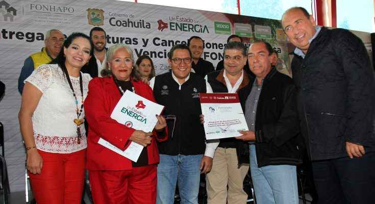 Coahuila compra cartera vencida a Fonhapo