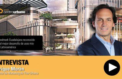 The Landmark Guadalajara reconocido como mejor desarrollo de usos mixtos de Latinoamérica