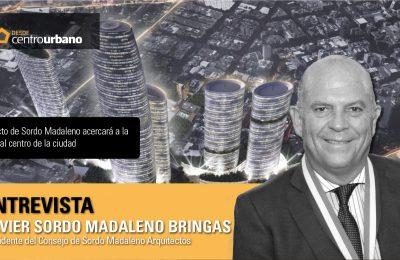 Proyecto de Sordo Madaleno acercará a la gente al centro de la ciudad