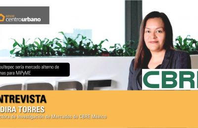 Chapultepec sería mercado alterno de oficinas para MiPyME