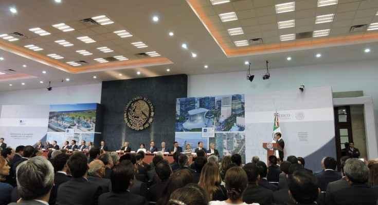 Cancún, capital del Continente Americano; Enrique Peña Nieto