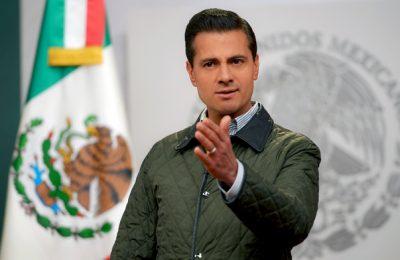 Anuncia Peña impulso a esquemas crediticios flexibles tras sismo