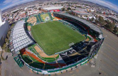 Anuncian proyecto de nuevo estadio en León